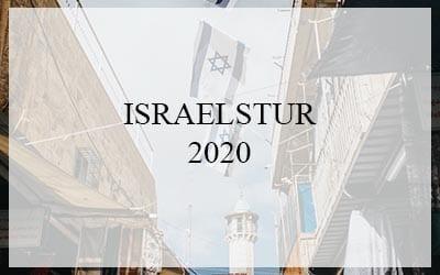 Israelstur Kvinner i Nettverk & Nettverk for menn 2020